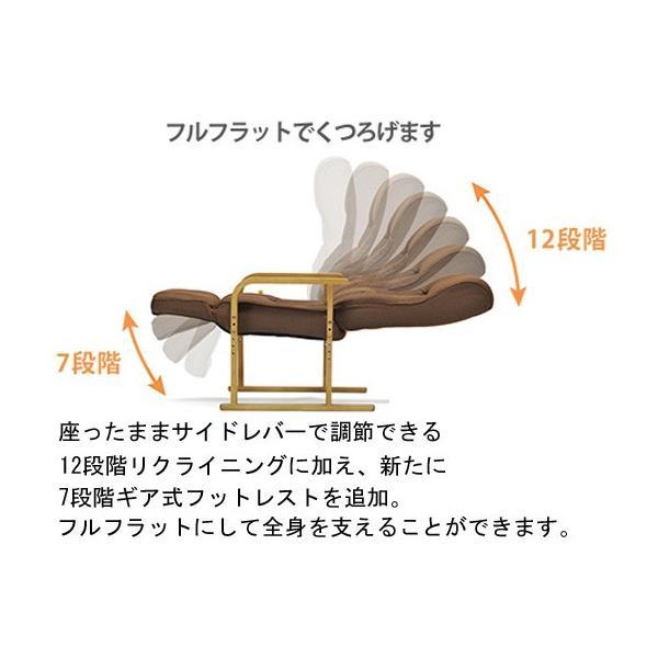 リクライニング高座座椅子 Sumomo スモモ muratakagu 05