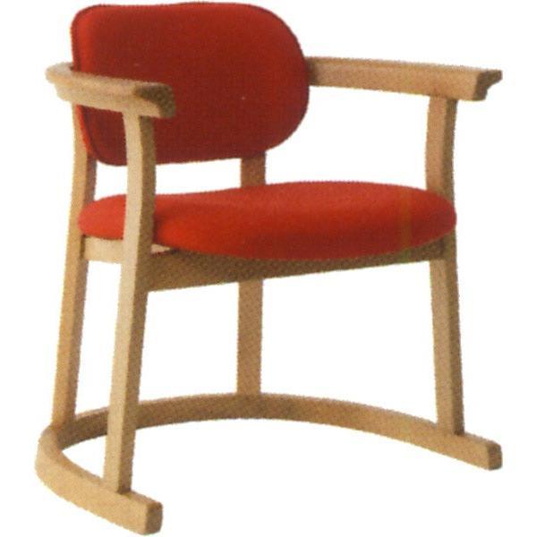 かに座 PLUS ハイタイプ KP-200 ダイニングチェア 高座椅子 バリアフリー 立ち上がり楽々 天然木 無限工房 高齢者 障害者|muratakagu|02