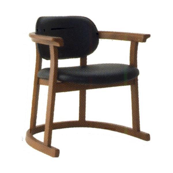 かに座 PLUS ハイタイプ KP-200 ダイニングチェア 高座椅子 バリアフリー 立ち上がり楽々 天然木 無限工房 高齢者 障害者|muratakagu|04