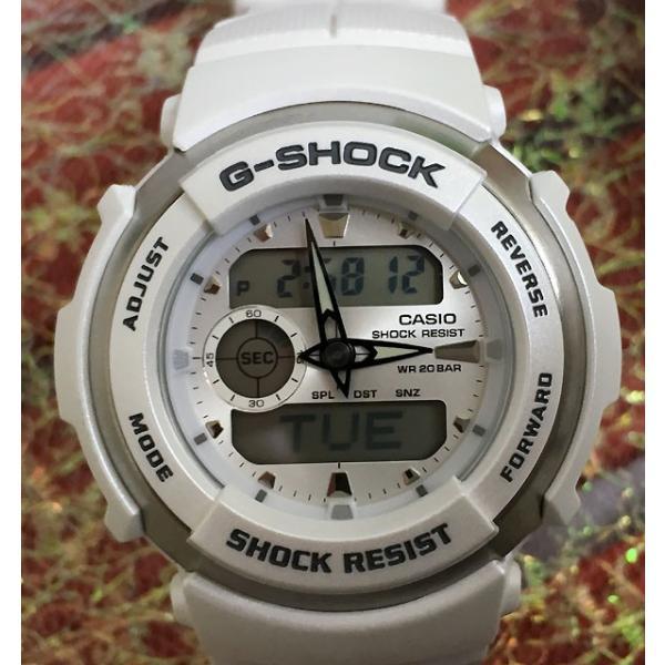 恋人達のペアウオッチ カシオ  G-SHOCK BABY-G  G-300LV-7AJF BGA-100-7BJF 白 ホワイト 送料無料|muratatokei|02