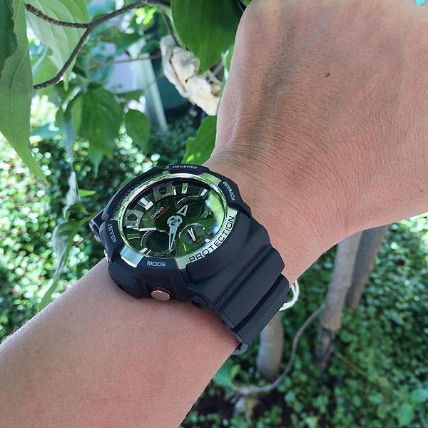 送料無料 腕時計 G-SHOCK Gショック ジーショック カシオ GA-200-1AJF 大人のG-SHOCK デジアナ