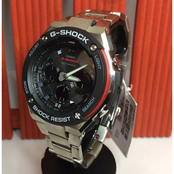 腕時計カシオg Shock Gショックジーショック電波ソーラー大人のg Shock G