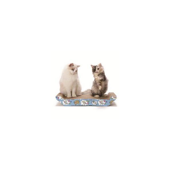 necoichi/猫壱  バリバリベッド L猫柄