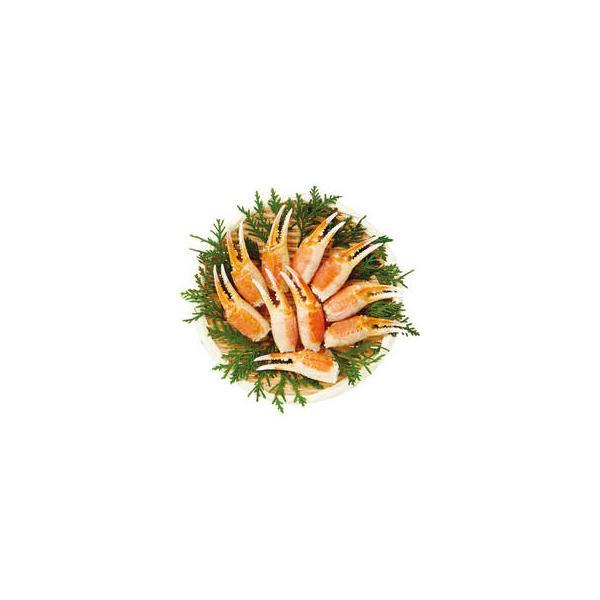 ボイルズワイガニ筋入爪肉(1kg)