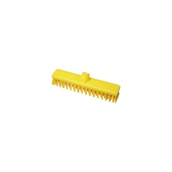 BURRTEC/バーテック  バーキュートプラス デッキブラシヘッド 黄 69150014