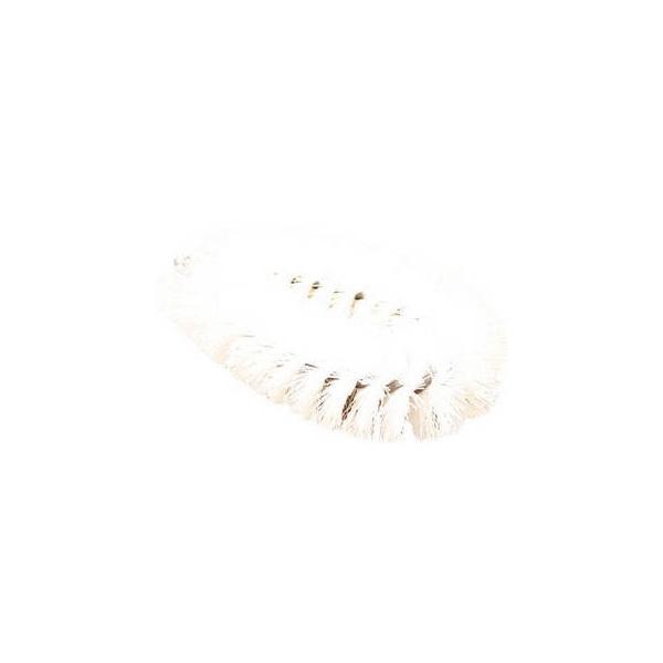 BURRTEC/バーテック  バーキュート衛生管理用たわし Lサイズ 白 62805001
