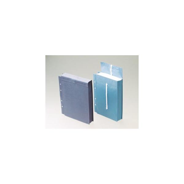 FILE/ファイル  布製図面袋 ひも式 正A4判 ZN-L05A ライトブルー