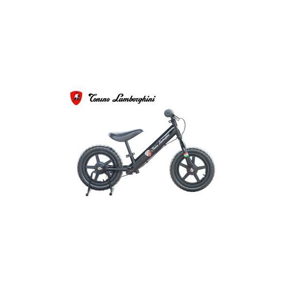 Lamborghini/ランボルギーニ  TL-B ランニングバイク 【11インチ】 ペダルなし 子供用 (ブラック)