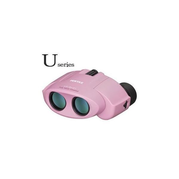 PENTAX/ペンタックス  タンクロー UP 8×21(ピンク) 双眼鏡 【ポロプリズム】【8x21】
