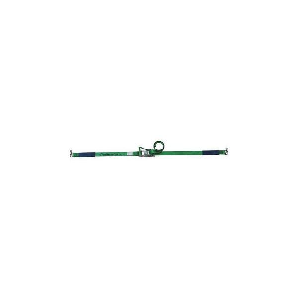 allsafe/オールセーフ  ベルト荷締機エアラインレール用ラチェット式ラッシングベルト R5DSR14