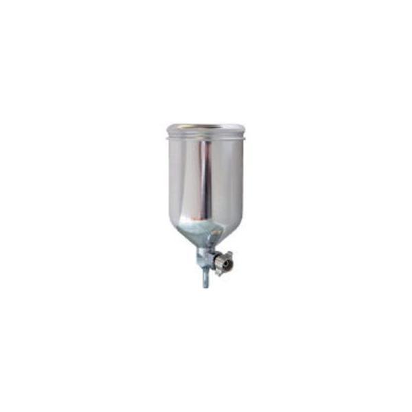 Ransburg/ランズバーグ・インダストリー  DEVILBISS 重力式塗料カップ超軽量アルミアルマイト製自在式400ccG1/4 KGL-400-FA-ST