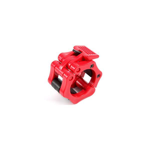ABsports/ABスポーツ  バーベルカラー50mm (レッド) C3-30P 50183