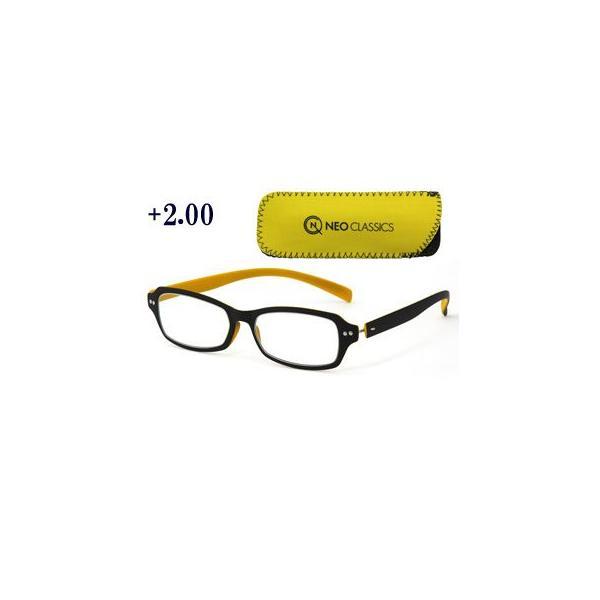 GLR-01-9 NEO CLASSICS シニアグラス 男女兼用 老眼鏡 【+2.00】