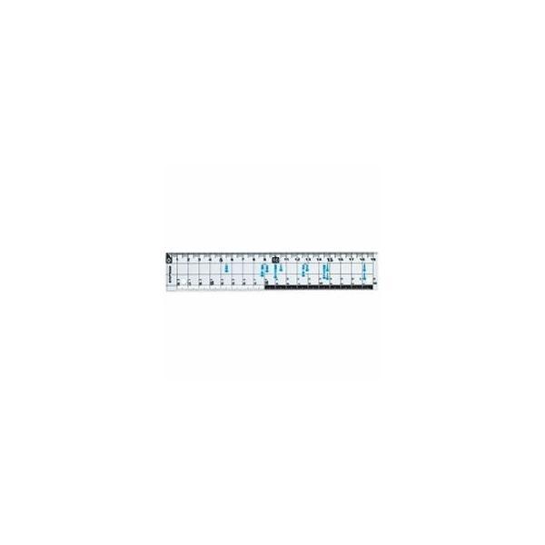 KUTSUWA/クツワ  サイズカッター定規 ハイライン KB015
