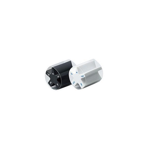 KOKUYO/コクヨ  ケシ-M750 消しゴム(ハーフサイズ)ブラックホワイト