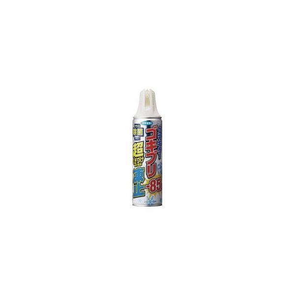 FUMAKILLA/フマキラー  殺虫スプレー ゴキブリ超凍止ジェット除菌プラス 439571