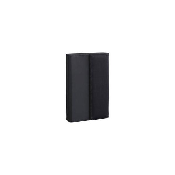 キーワード  キーワード システム手帳デュアルリングB6サイズ ブラック  WWB5008B