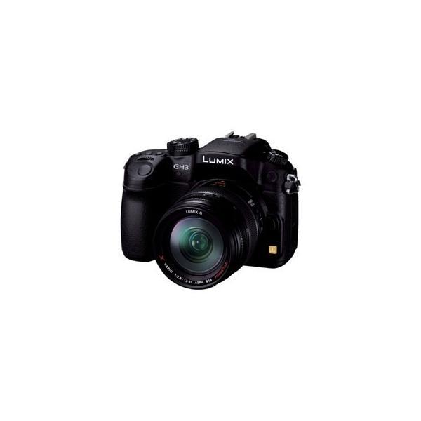 Panasonic/パナソニック  DMC-GH3A-K(ブラック) ズームレンズキット LUMIX/ルミックス