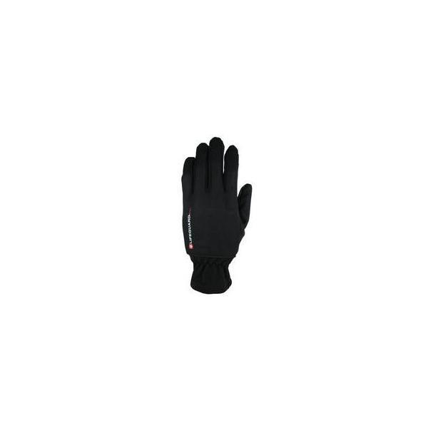 LIFEGUARD/ライフガード  防風手袋 LG01-L Lサイズ (ブラック)