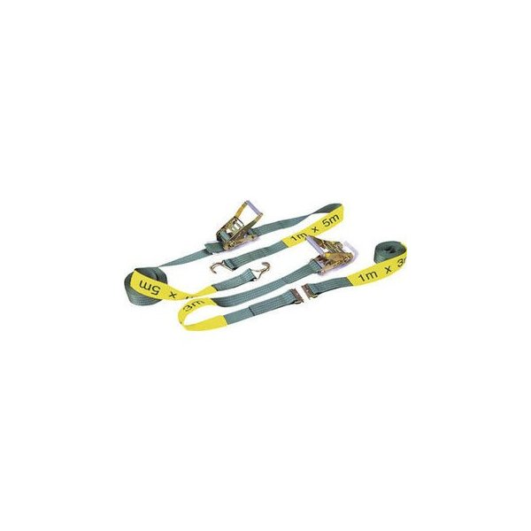 NIKKO/日興製鋼  ラッシングベルト(ベルト荷締機)ナローフック付 NK-BL50DJ-5
