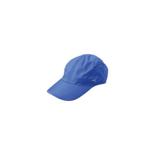 mizuno/ミズノ  ランニングキャップ Mサイズ ブルー J2MW8501-20