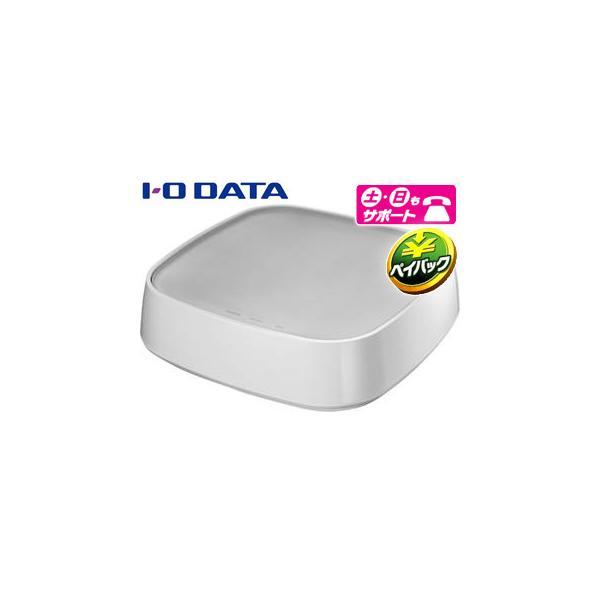 I・O DATA アイ・オー・データ  バンド固定できるSIMフリー 4G LTEルーター WN-CS300FR