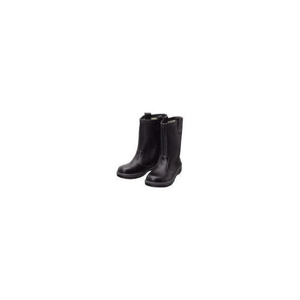 Simon/シモン  安全靴 半長靴 7544黒 26.5cm 7544N-26.5