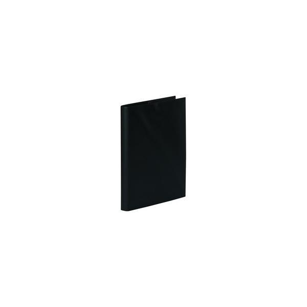 maruman/マルマン  ジウリス ファイルノート A4 黒 F988A-05 メタルバインダー(ダブロック) A4判