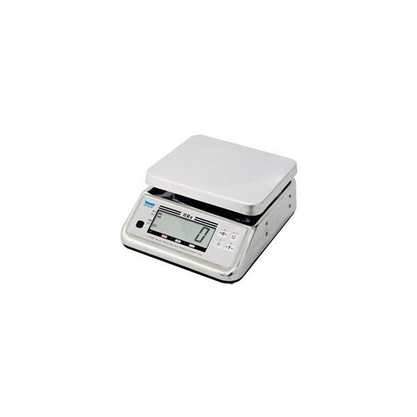 ヤマト  ヤマト 防水型デジタル上皿はかり UDS−600−WPK−6
