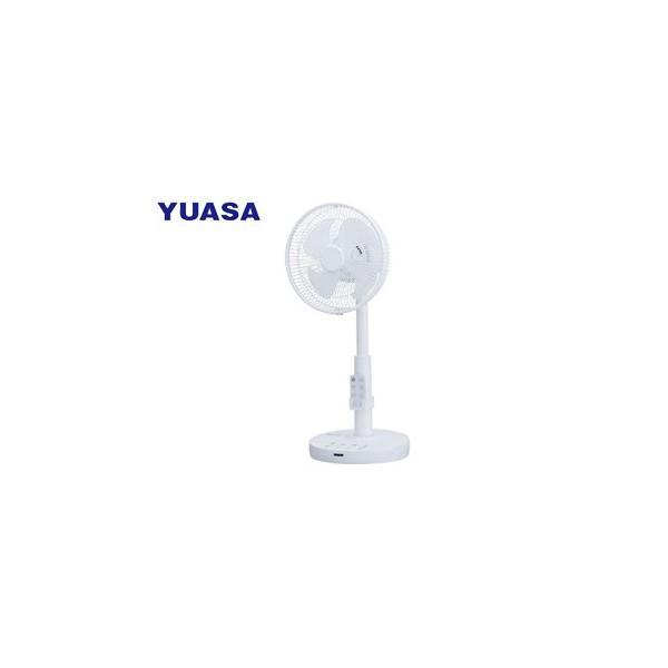 ユアサプライムス サーキュレーター(正・逆回転) YKT-D21YFR(W) ホワイトの画像