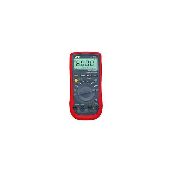 A&D/エー・アンド・デイ  6000カウント デジタルマルチメーター AD-5519