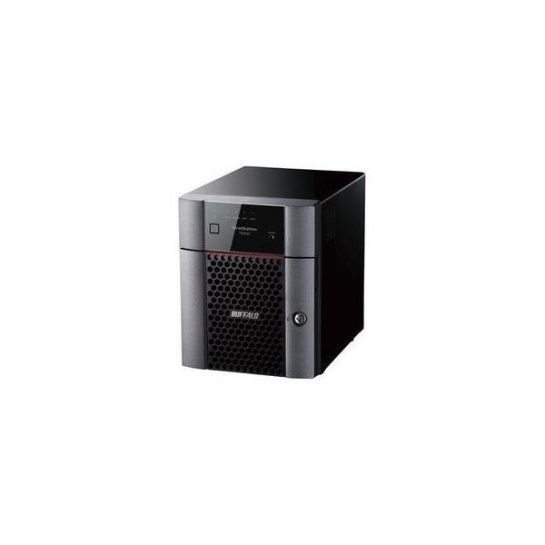 TeraStation TS3020DNシリーズ 4ベイデスクトップNAS 12TB TS3420DN1204