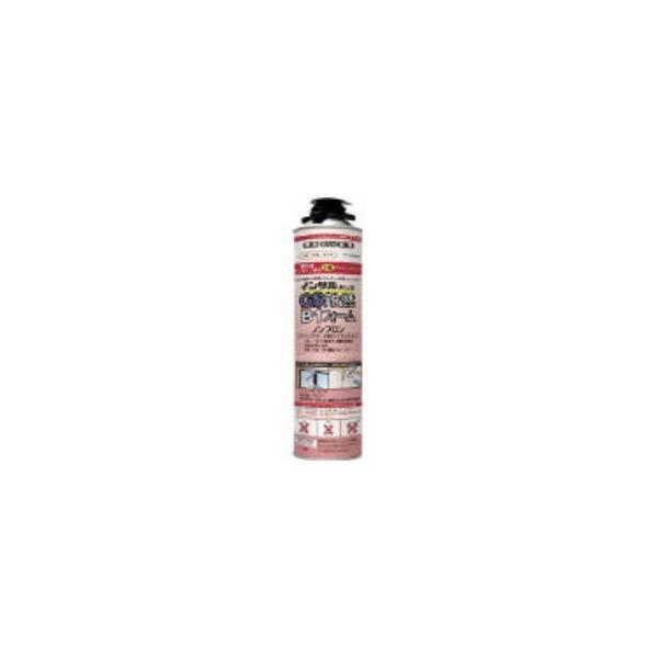 ABC/エービーシー商会  一液型簡易発泡ウレタン(注入ガン専用型)GSB1 ピンク GSB1-P