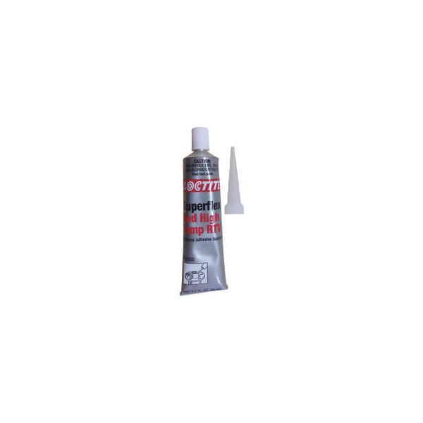 Henkel/ヘンケル  LOCTITE/ロックタイト スーパーフレックスシリコーン(耐熱タイプ) 80ml 59630