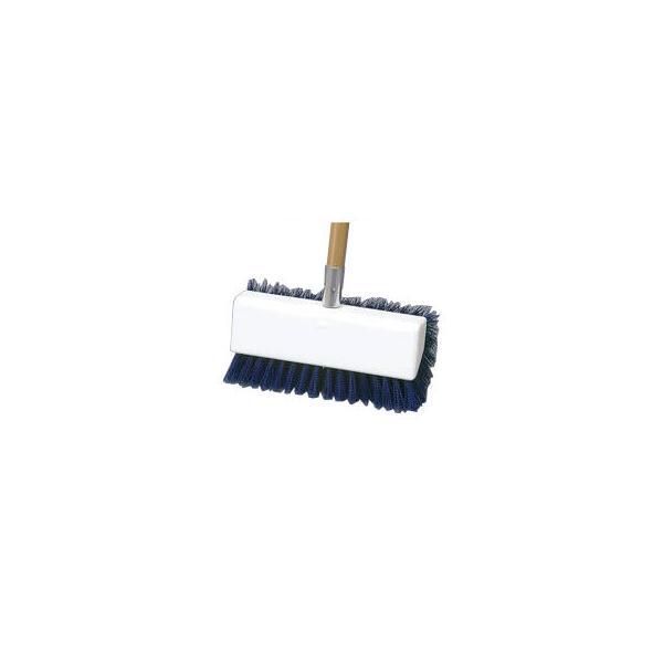 CARLISLE  カーライル アングルデッキブラシ 40423 ブルー用:ブラシ