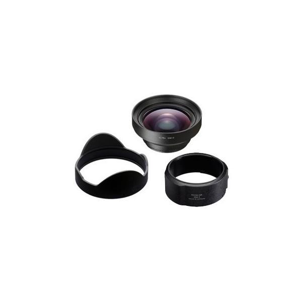 RICOH/リコー  GW-4 ワイドコンバージョンレンズ+GA-1 レンズアダプターセット