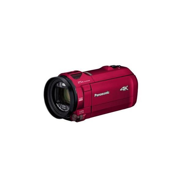 Panasonic/パナソニック  HC-VX992M-R(アーバンレッド) デジタル4Kビデオカメラ