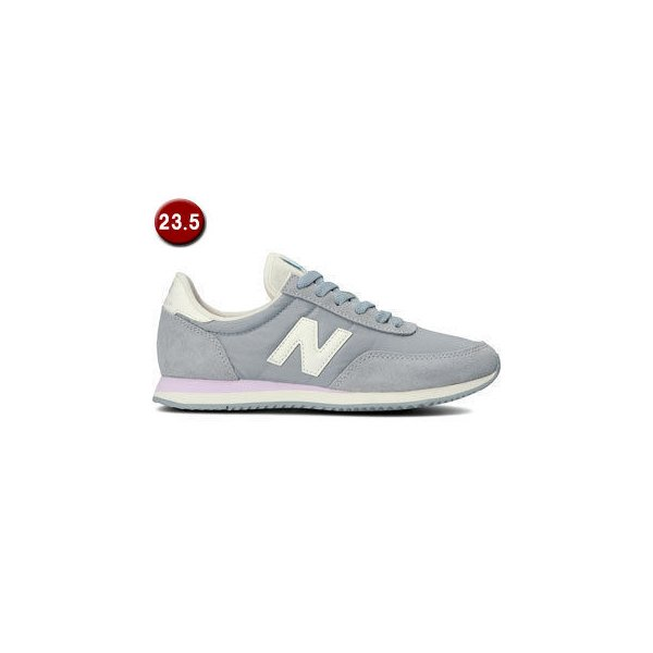 NewBalance/ニューバランス  WL720 ランニングシューズ レディース 23.5cm (GRAY/PURPLE) NBJ-WL720PL1B