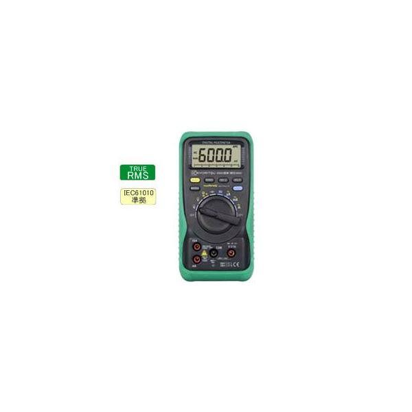 KYORITSU/共立電気計器  キューマルチメータ  1012 デジタルマルチメータ