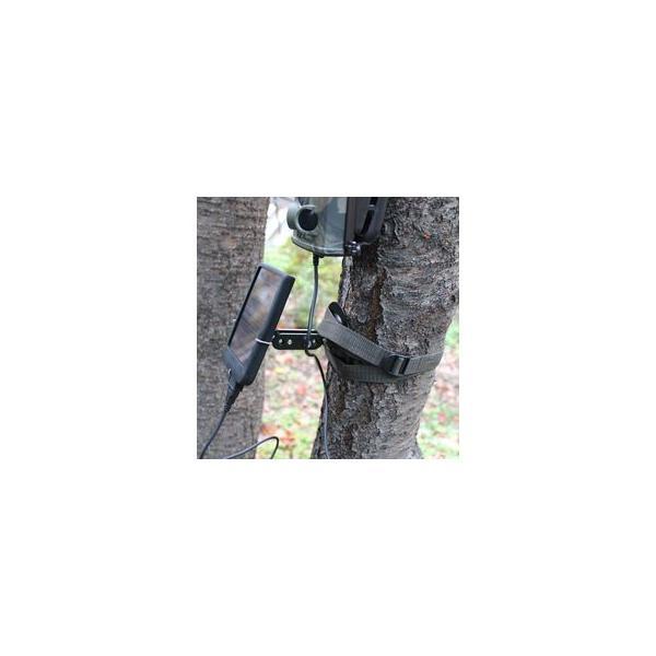 【nightsale】 THANKO/サンコー  自動録画監視カメラ「MPSC-12」用ソーラーチャージャー LT5210C4