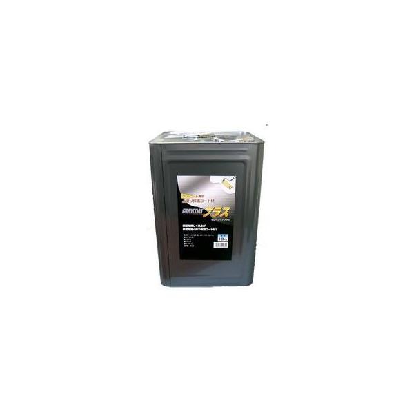 MARUCHO/丸長商事  【POWERTEC/パワーテック】上塗り保護コート材 グレーコートプラス 18kg