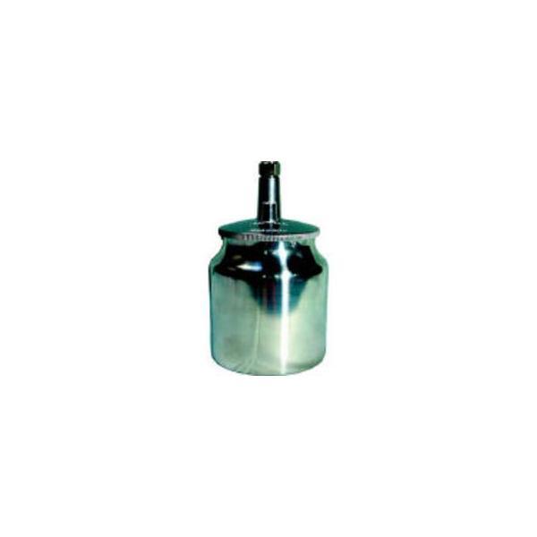 Ransburg/ランズバーグ・インダストリー  DEVILBISS 吸上式塗料カップアルミ製(容量700CC)G1/4 KR-470-2