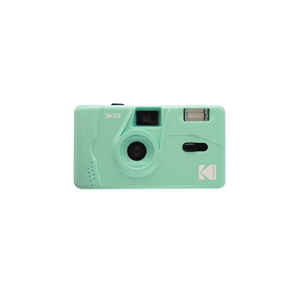 Kodak コダック  KODAK M35 フィルムカメラ(ミントグリーン)