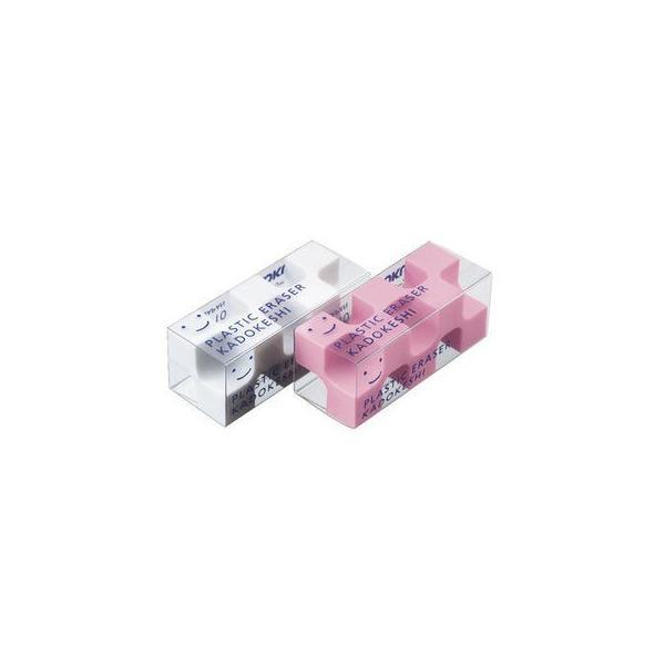 KOKUYO/コクヨ  消しゴム鉛筆用ピンク・ホワイト2色 ケシ-U750-2