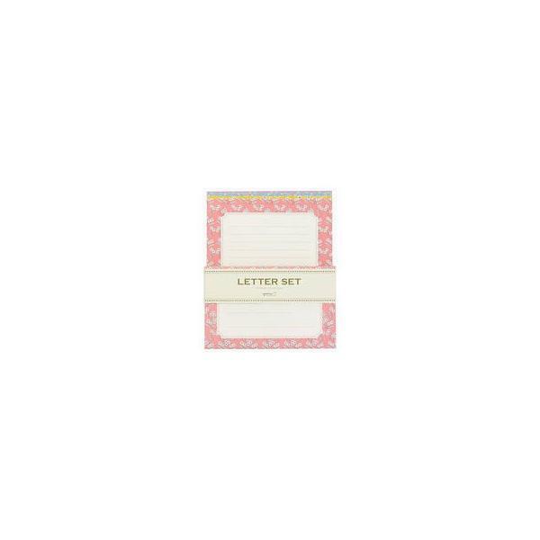 MIDORI/ミドリ  レターセット451 TEA TIME4柄 86451006