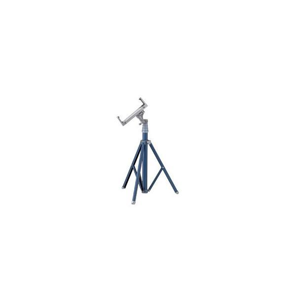 ベルボン LP-TS1 タブレットホルダー&スタンド Deep Sea Blue×Silverの画像