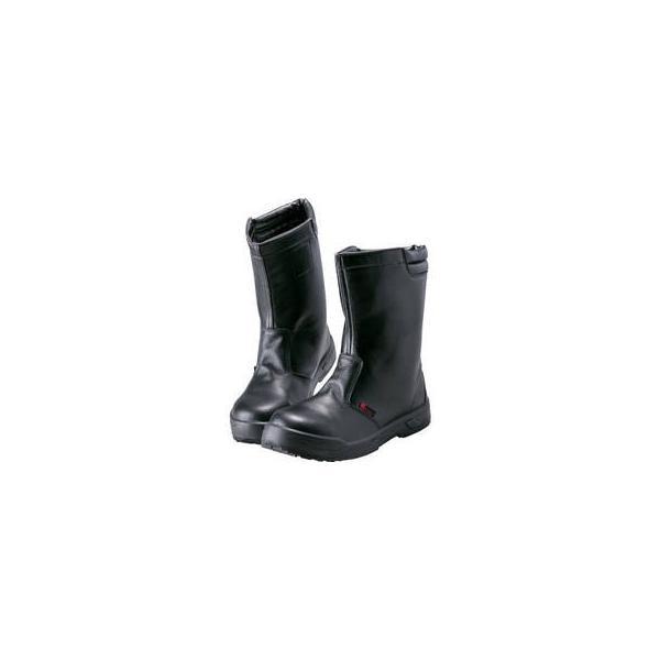 Nosacks/ノサックス  耐滑ウレタン2層底 静電作業靴 半長靴 28.0cm KC-0088-28.0