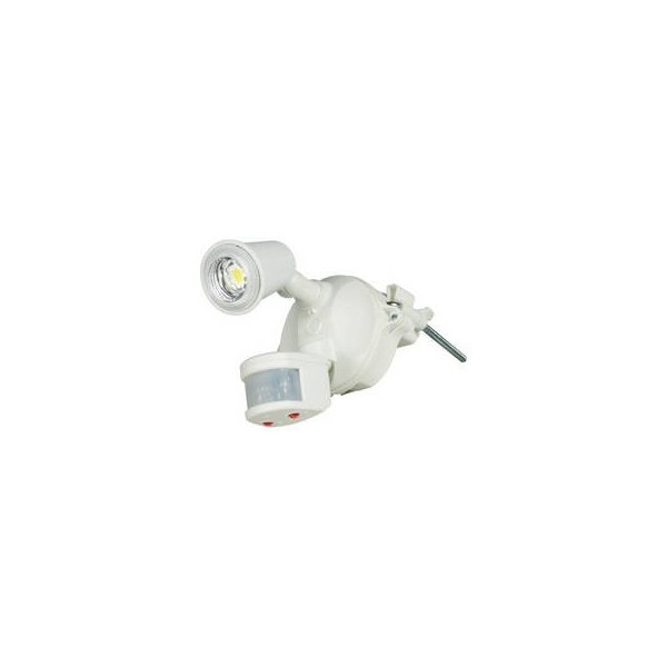 NICHIDO/日動工業  LEDセンサーライト クラブアイ 10W SLS-CE10W-1P