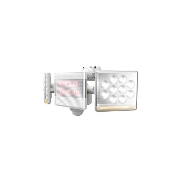 musashi/ムサシ  RITEX/ライテックス 12W×2灯 フリーアーム式 LEDセンサーライト リモコン付 LED-AC2030