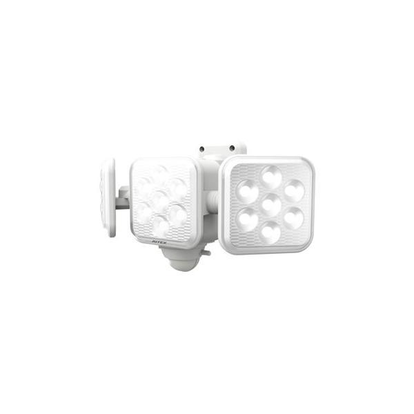 musashi/ムサシ  RITEX/ライテックス 5W×3灯 フリーアーム式 LED乾電池センサーライト LED-320